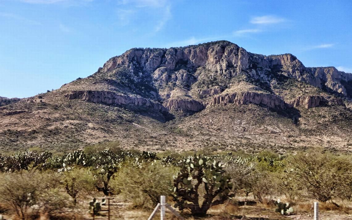 Buscan litio en la Sierra de San Miguelito