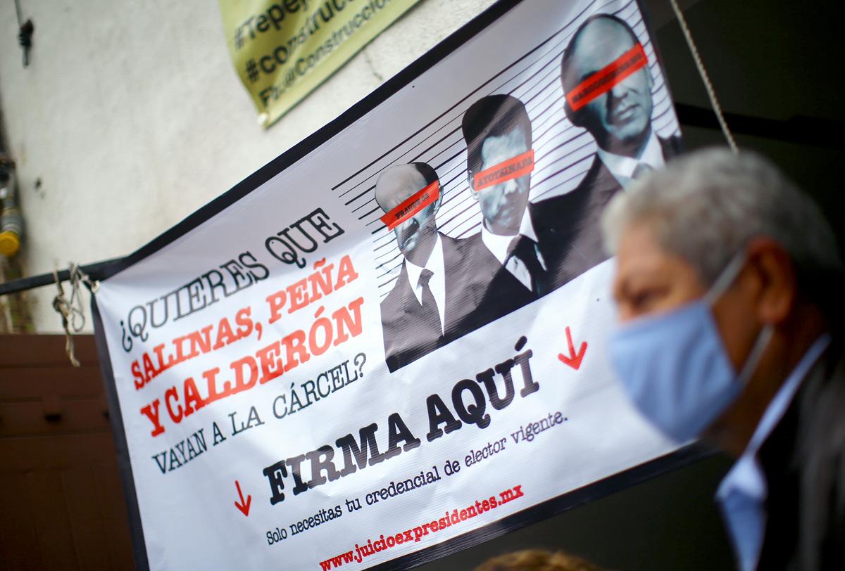 Se disputan titularidad de coordinación de consulta de juicio a expresidentes