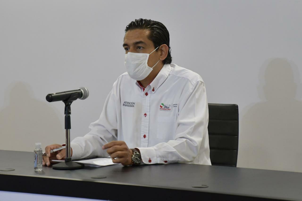 Hospital Central ya no brinda atención a pacientes con COVID-19