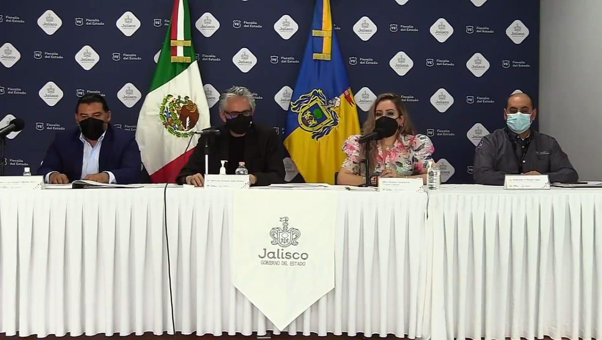 Fiscalía de Jalisco investiga posible participación de una autoridad en la desaparición de cuatro jóvenes potosinos