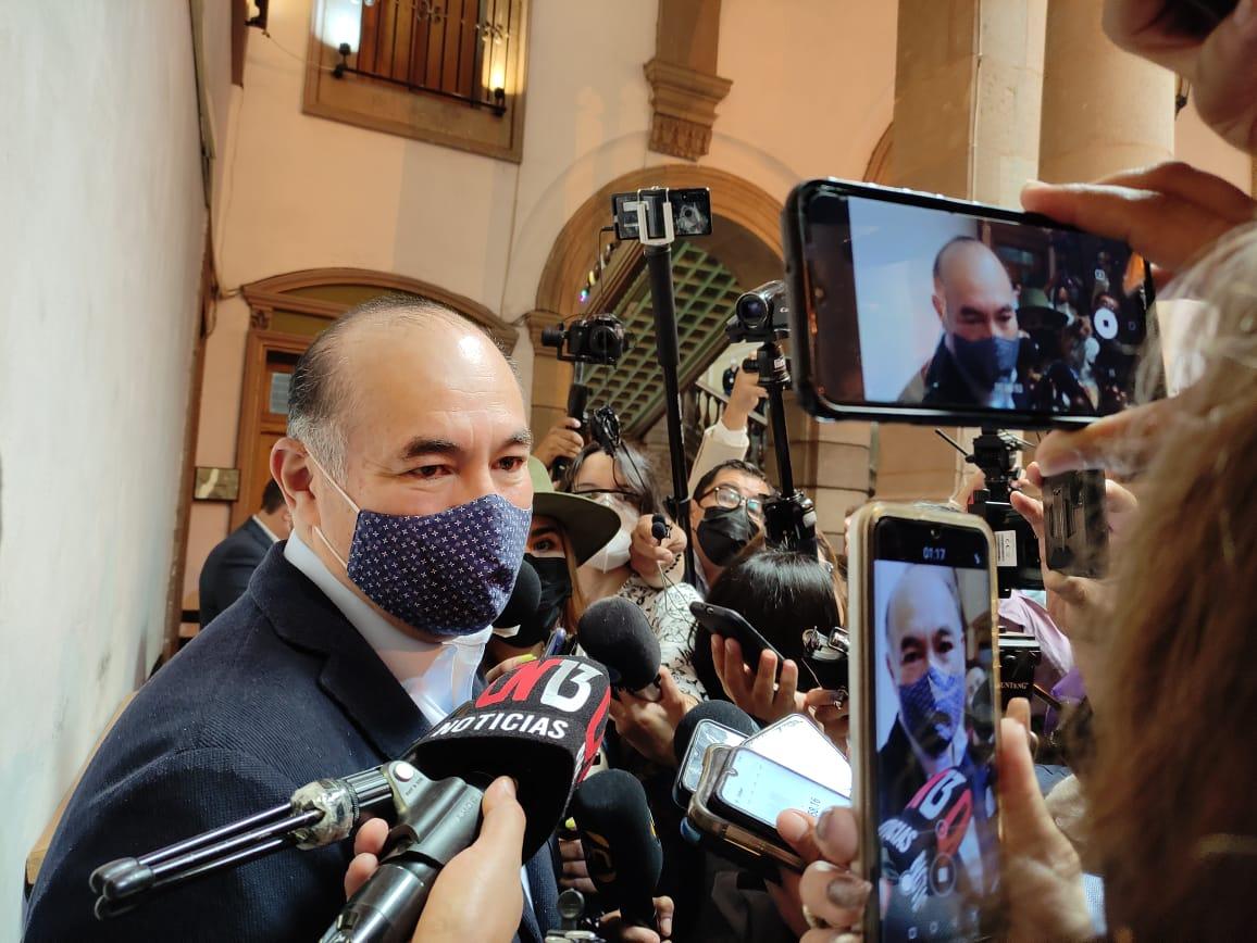 Anuncia Galindo a integrantes del Ayuntamiento capitalino
