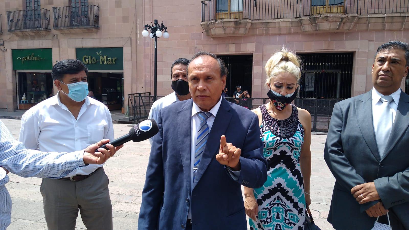 El Poder Judicial está colapsado en San Luis Potosí: abogados