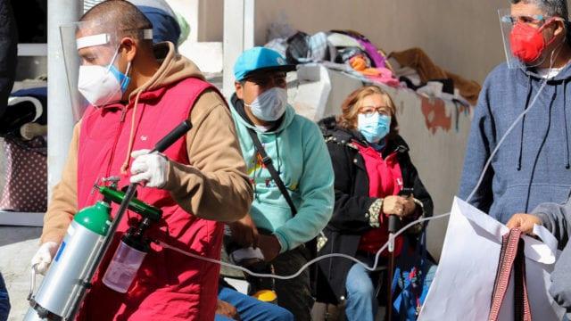 SLP registra nuevo récord de contagios por COVID-19, con 992 casos positivos