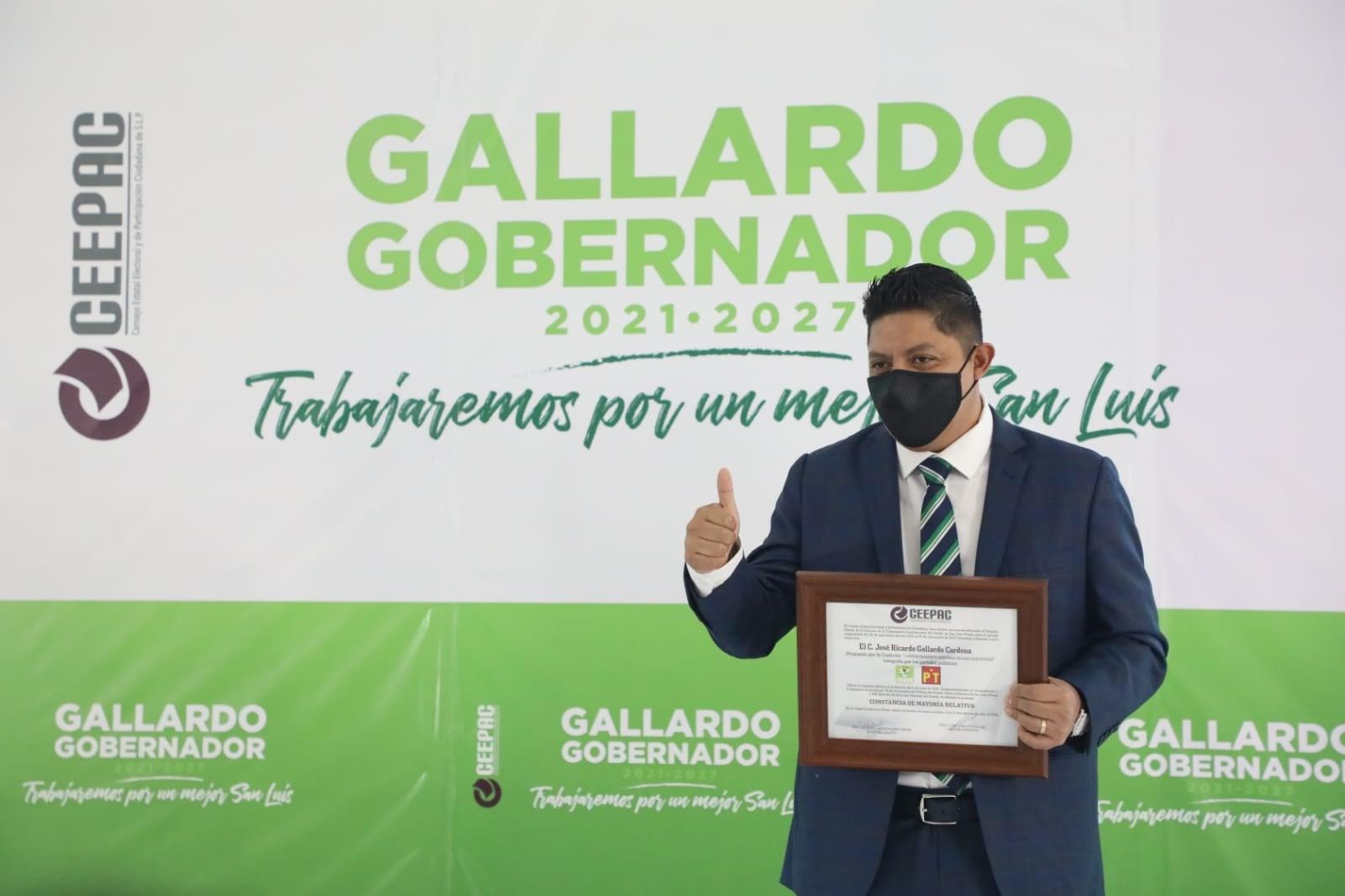 Exigen judicialización urgente de carpetas de investigación contra Gallardo