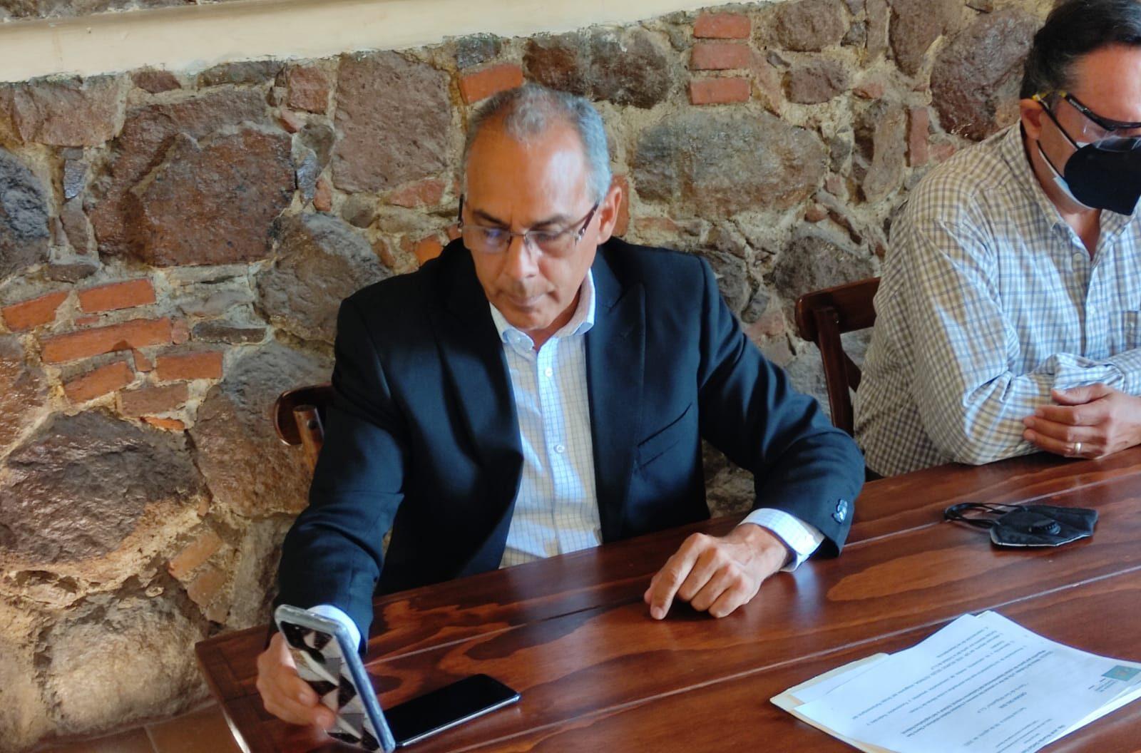 Ricardo Delsol respalda exclusión de hectáreas del ANP de Sierra de San Miguelito
