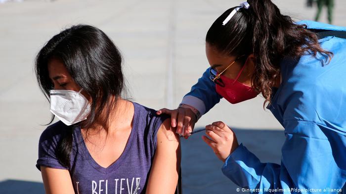 El 9 de agosto comenzará la vacunación anti COVID-19 para jóvenes mayores de 18 años