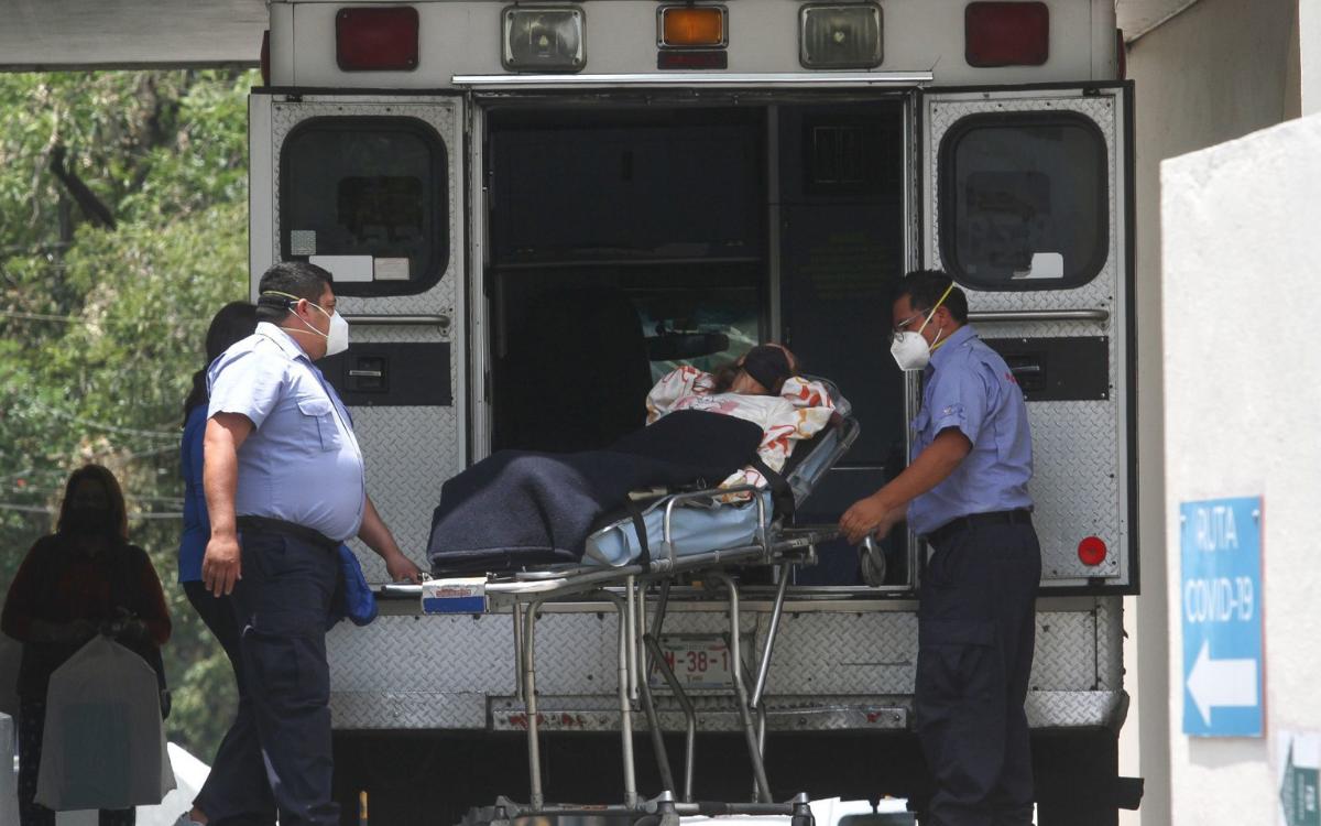 """SLP, """"al borde de una crisis sanitaria"""": Lutzow Steiner"""
