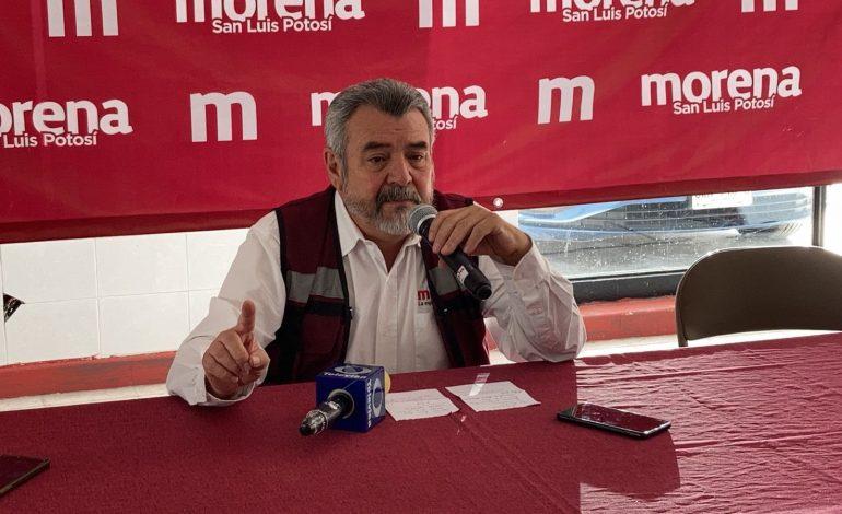 Las mayorías no deben ser para defender al gobierno en turno: Sergio Serrano