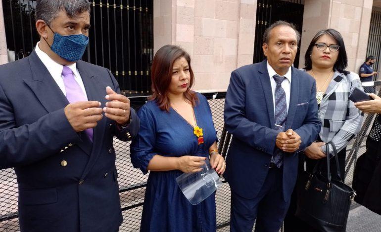 SLP no está en venta, advierten abogados a la LXIII Legislatura