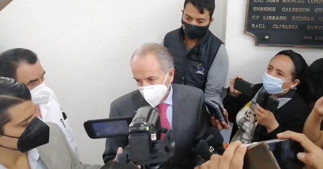 Delitos cometidos contra extranjeros no se originan en SLP: Carreras López