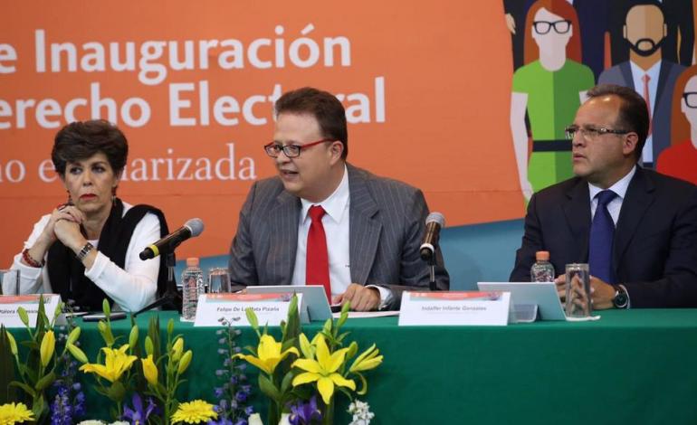 Propuesta de magistrado del TEPJF valida elección de Gallardo Cardona