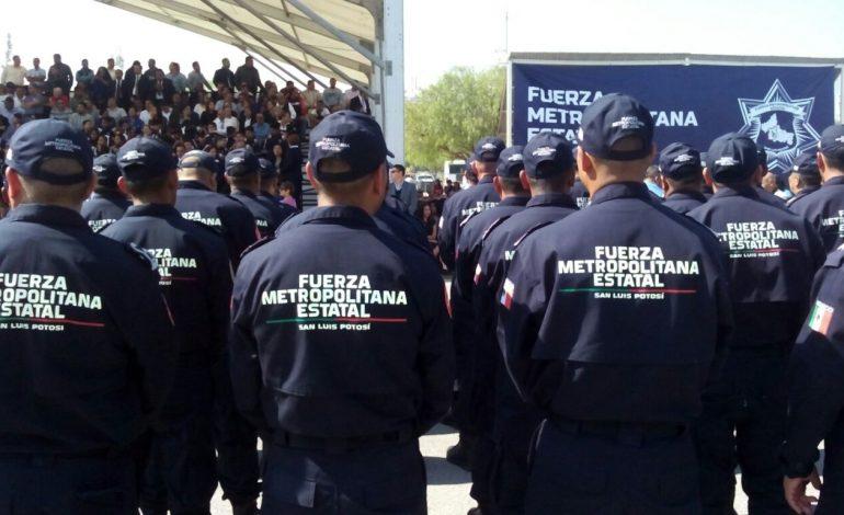 Fuerza Metropolitana ahora deberá estar a cargo de los ayuntamientos de SLP y SGS: Gallardo Cardona
