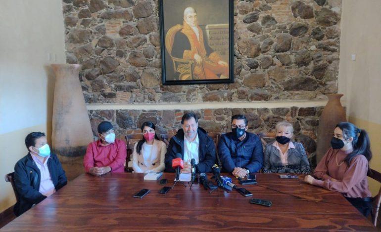 Reforma Eléctrica pretende recuperar la soberanía energética: Fernández Noroña