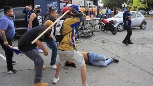 Fracasa operativo de seguridad en el estadio Alfonso Lastras Ramírez